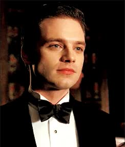 Watch sebastian stan, bowtie, kings, jack benjamin, gif GIF on Gfycat. Discover more related GIFs on Gfycat
