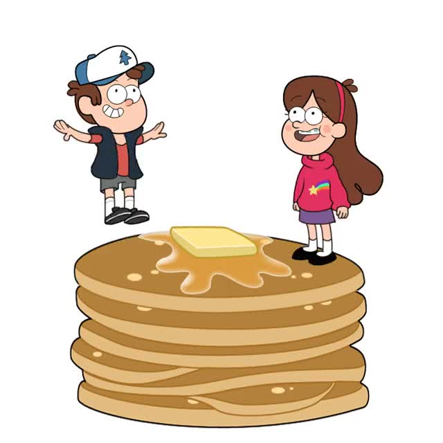 Watch and share Pancakes GIFs by Reactions on Gfycat