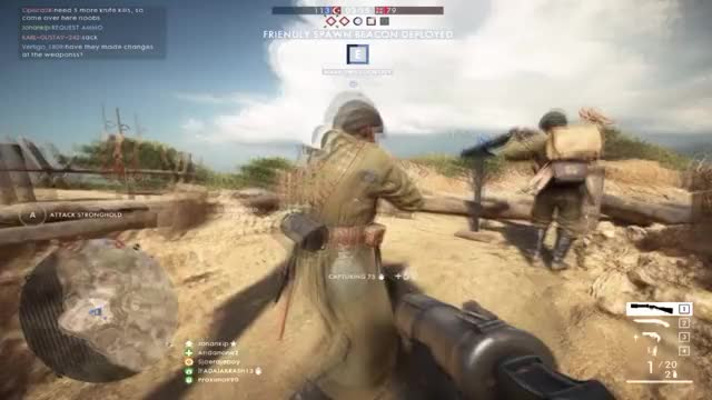 Watch The new elite kit is pretty cool - Battlefield 1 GIF on Gfycat. Discover more airstrike, bf1, elite, multikill, own, special GIFs on Gfycat