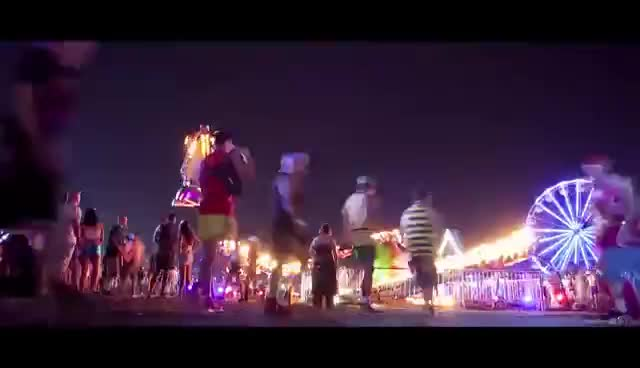 Rave, EDC 2012 GIFs