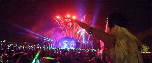 Watch this GIF on Gfycat. Discover more beautiful, bucketlist, dj, dj life, dream, drugs, edc, edm, fest life, festival, firework, friends, fun, girl, glowsticks, happy, house, kandi, love, music, night, party, passion, plur, pyro, rave, soon, tomorrowland, tomorrowworld, unity GIFs on Gfycat
