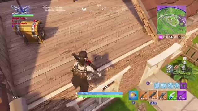 AYDAN FEDAYI fortnite clip