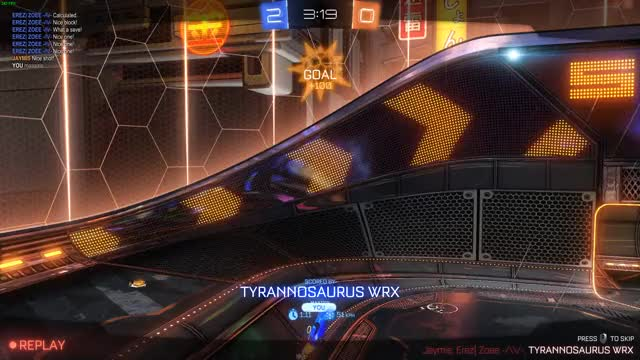 Watch and share Rocket League GIFs by t_wrx on Gfycat