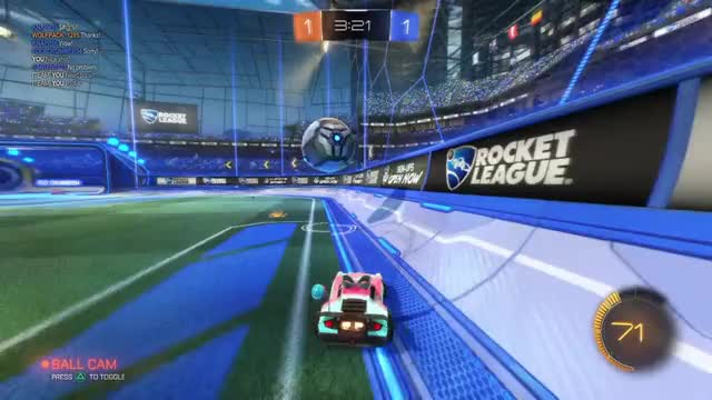 Watch 3 Defenders? No Problem. GIF by ieGod (@iegod) on Gfycat. Discover more gaming, rocketleague GIFs on Gfycat