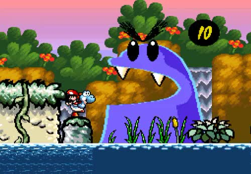 Watch and share Nintendo GIFs and Monster GIFs on Gfycat