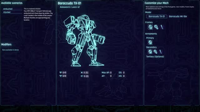 Watch and share Mech Selection GIFs by Jupiter Moons: Mecha on Gfycat