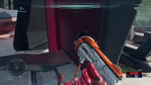 Watch Satisfying GIF by Xbox DVR (@xboxdvr) on Gfycat. Discover more CkSned, Halo5Guardians, xbox, xbox dvr, xbox one GIFs on Gfycat