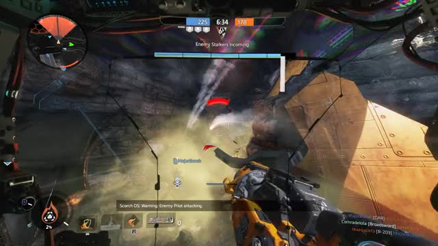 Watch and share Titanfall GIFs by Dragon on Gfycat