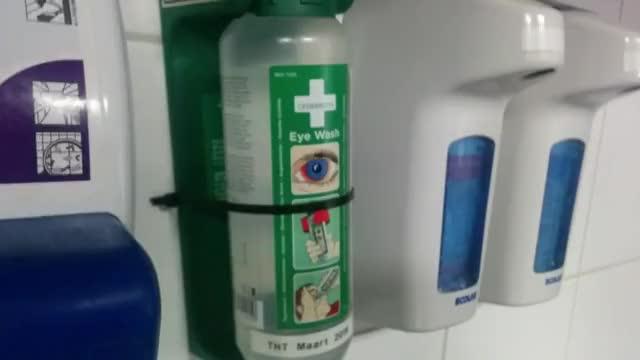 Watch In case of emergency, lose eyesight. (reddit) GIF by @typtyphus on Gfycat. Discover more OSHA, osha GIFs on Gfycat