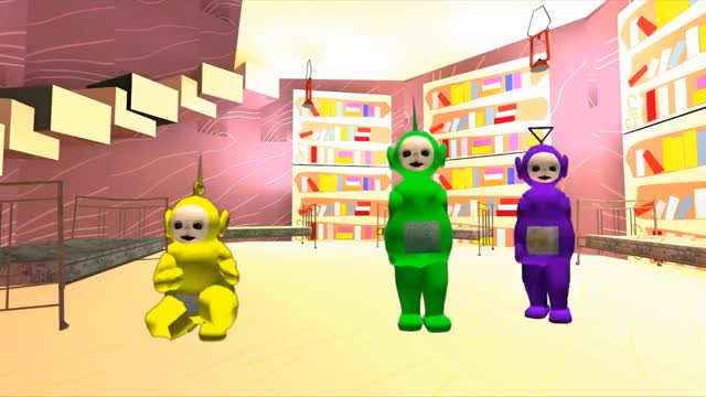 Watch and share Teletubbie GIFs and Ssemodnar GIFs on Gfycat
