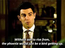 Watch and share Phoenix Quote GIFs and New Girl GIFs on Gfycat