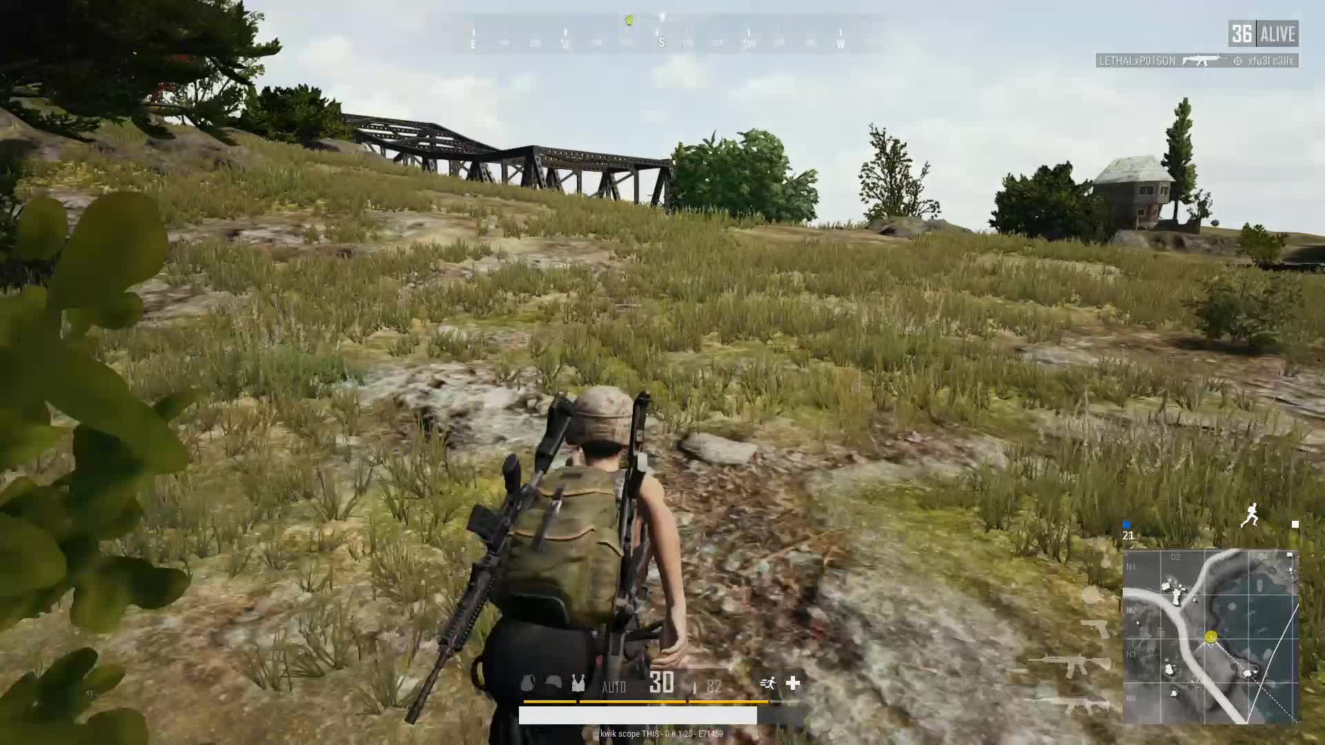 PLAYERUNKNOWNSBATTLEGROUNDS, kwik scope THIS, xbox, xbox dvr, xbox one, Satisfying GIFs