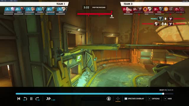 Watch and share Overwatch 2021-06-20 21-57-06 GIFs on Gfycat