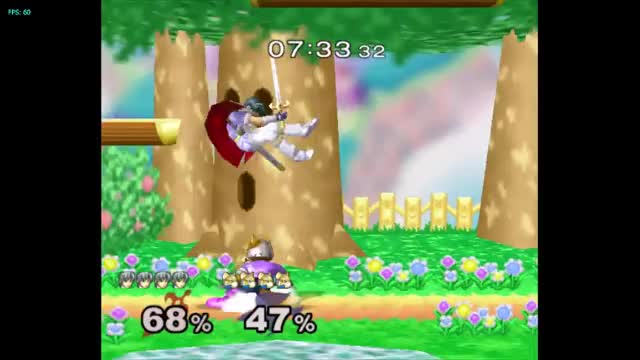 Watch Grabbing a knockdown GIF by @lampburner on Gfycat. Discover more Melee, SSBM, Super smash bros GIFs on Gfycat