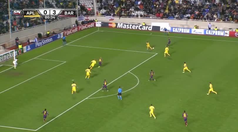 d10s, Goal #7 - APOEL GIFs