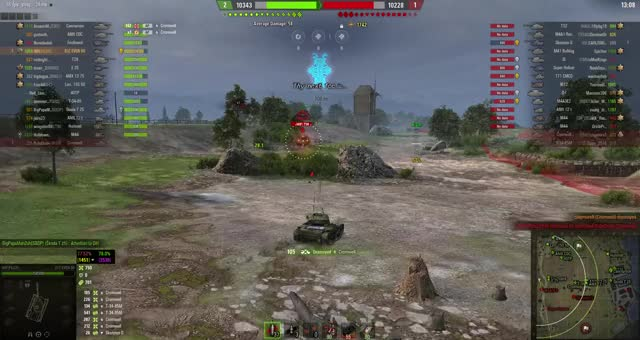 Watch and share WoT Client 2020-02-27 14-38-45 Trim GIFs by nenomic on Gfycat