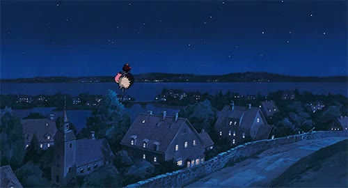 Watch Kiki's delivery service 1989 GIF on Gfycat. Discover more anime, ghibli, ghibli movie, hayao miyazaki, jiji, kiki, kikis delivery service, mine, studio ghibli, studio ghibli movie GIFs on Gfycat