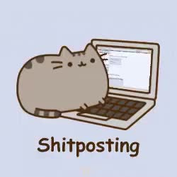 Watch and share 4chan Pusheen GIFs on Gfycat