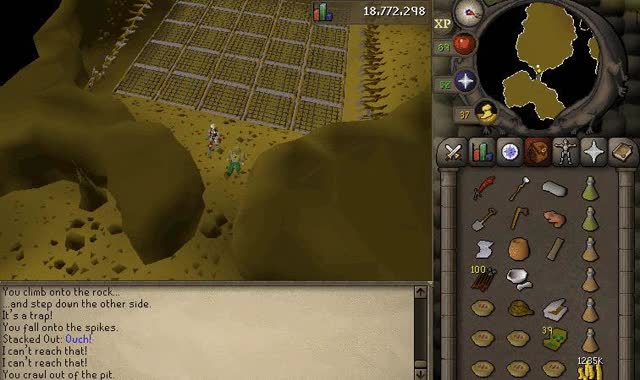 Watch and share 2007scape GIFs by doglicker on Gfycat