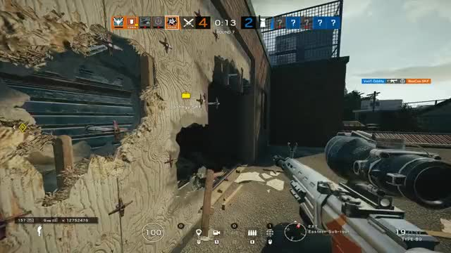 Watch epic GIF by @nateup. on Gfycat. Discover more Rainbow6, Siege GIFs on Gfycat