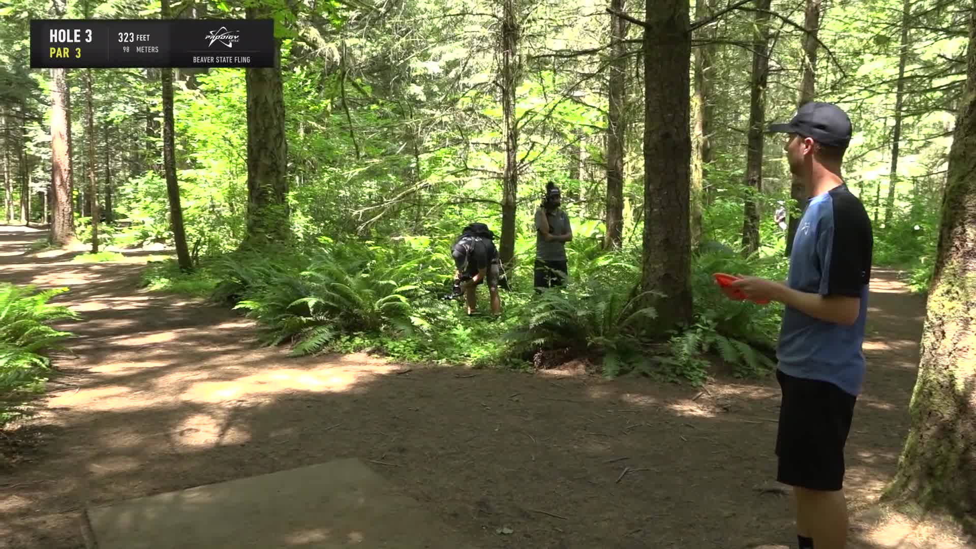 ace, bsf, dela, delaveaga, dgpt, dgwt, disc, disc golf, frolf, hole in one, masters cup, mcbeast, milo, nate sexton, nt, paul mcbeth, pdga, simon lizotte, tournament, worlds, 2019 Beaver State Fling - Final Round, Part 1- Seppo Paju hole 3 roller GIFs