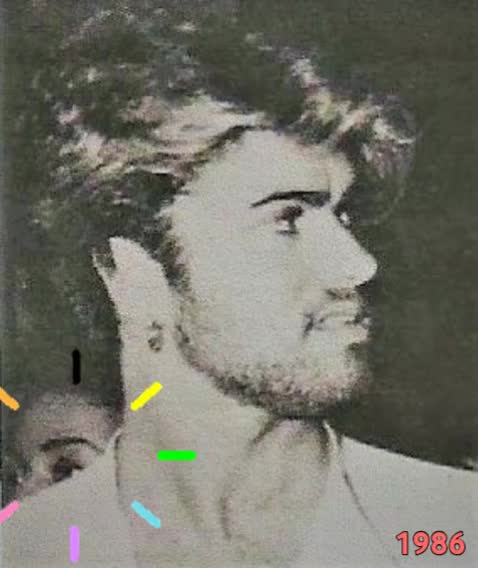 Watch and share George Michael GIFs and Pat Fernandes GIFs by For Barbara on Gfycat