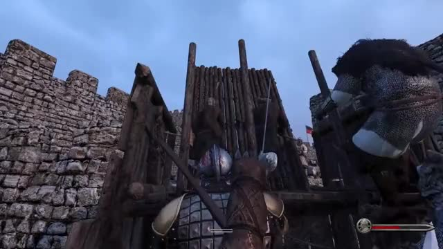 Watch and share Mount & Blade II: Bannerlord E3 2016 Siege Gameplay Extended GIFs on Gfycat