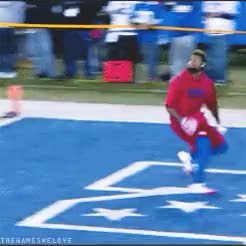 Watch and share Odell Beckham Jr GIFs and New York Giants GIFs on Gfycat