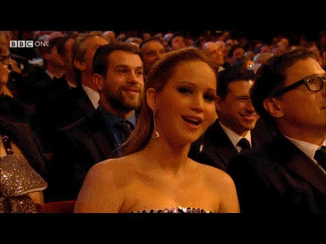 Watch and share Jennifer Lawrence GIFs on Gfycat