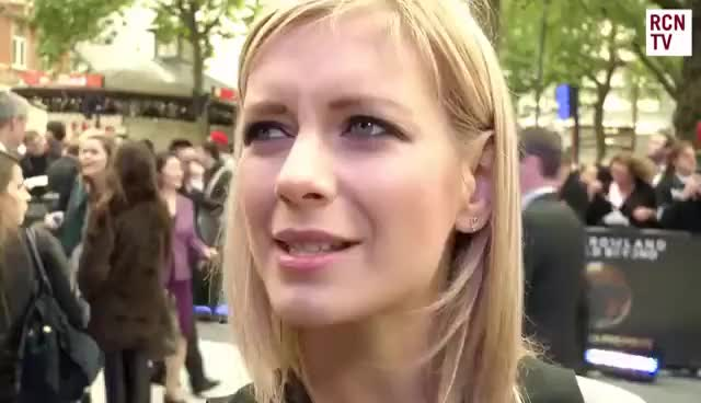 Watch Rachel Riley Interview Tomorrowland Premiere GIF on Gfycat. Discover more related GIFs on Gfycat