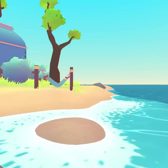 Watch and share Beach Sand Wetness GIFs by foureyedcat on Gfycat