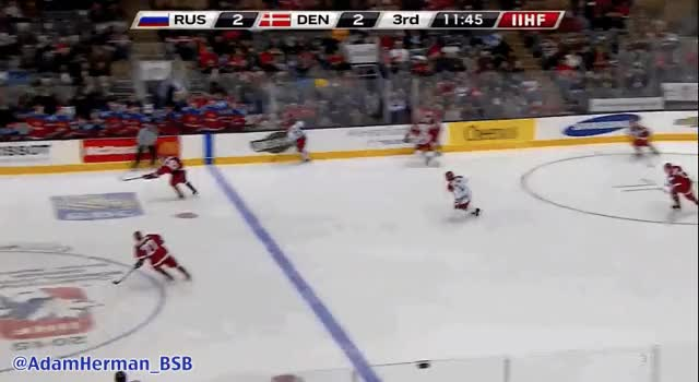 Watch and share Buchnevich Chance Vs Denmark GIFs by herman_nyrblog on Gfycat