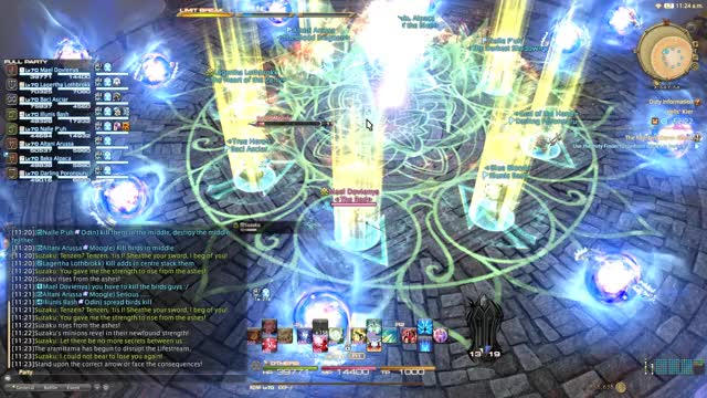 Watch and share Vlc-record-2019-01-24-11h40m49s-Final Fantasy XIV A Realm Reborn 2019.01.24 - 11.24.30.12.DVR.mp4- GIFs on Gfycat