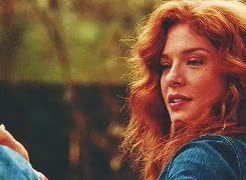 Watch miss me? GIF on Gfycat. Discover more MY OTP, Rachelle Lefevre, dale barbara, dale barbie barbara, i ship, julia shumway, under the dome GIFs on Gfycat