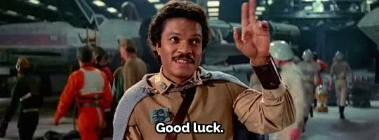 Watch this return of the jedi GIF on Gfycat. Discover more billy dee williams, return of the jedi, star wars, star wars return of the jedi GIFs on Gfycat