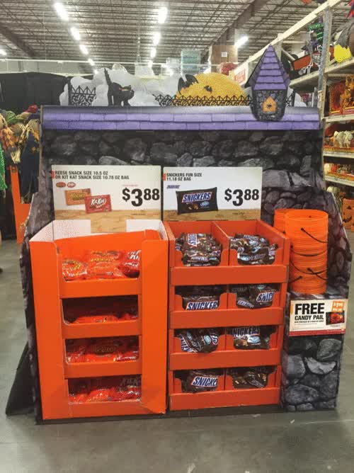 Watch and share The Home Depot® Promotional Signage GIFs on Gfycat