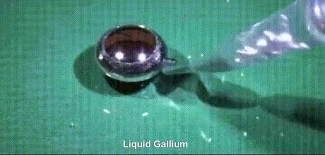 Watch and share Liquid Gallium GIFs by Mahmoud M. Mahdali on Gfycat
