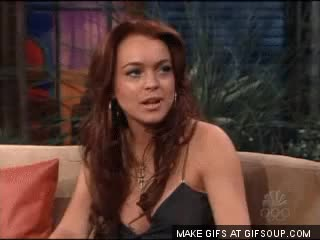 Watch Lindsay lohan GIF on Gfycat. Discover more related GIFs on Gfycat