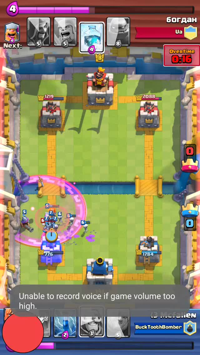 Watch and share Clashroyale GIFs and Skeleton GIFs by gvogel on Gfycat