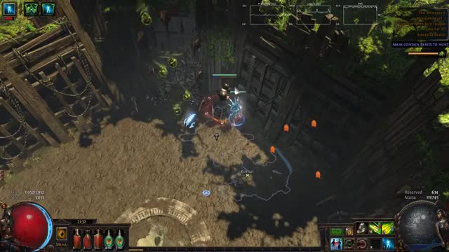 Watch and share Path Of Exile GIFs and Arpg GIFs on Gfycat