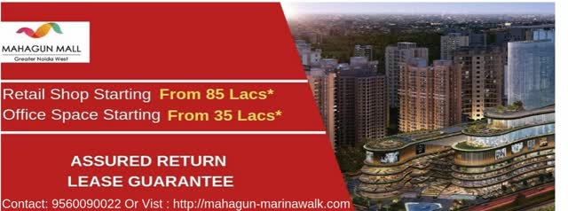 Watch and share Mahagun Marina Walk GIFs and Real Estate GIFs by pradeepfmp on Gfycat