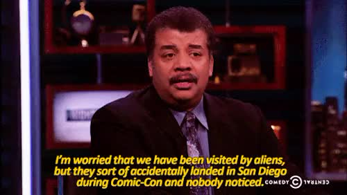 Watch an aliens GIF on Gfycat. Discover more neil degrasse tyson GIFs on Gfycat