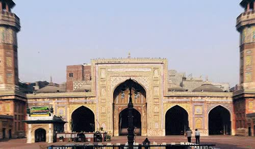 Watch #Google announces the launch of the extraordinary project to GIF on Gfycat. Discover more Architecture, Gandhara, Google, History, Lahore, LahoreFort, LahoreMuseum, MohattaPalaceMuseum, Mughal, Pakistan, Sculpture, StreetView, WCLAuthority, WazirKhanMosque, heritage GIFs on Gfycat