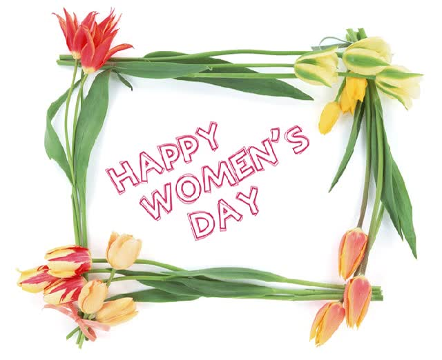 Watch and share Happy-Womens-Day GIFs on Gfycat