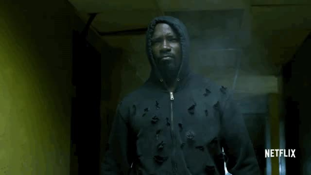 Watch luke cage bullets GIF on Gfycat. Discover more mike colter GIFs on Gfycat