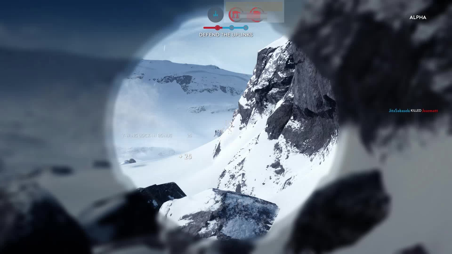 60fpsgaminggifs, battlefront double kill (reddit) GIFs