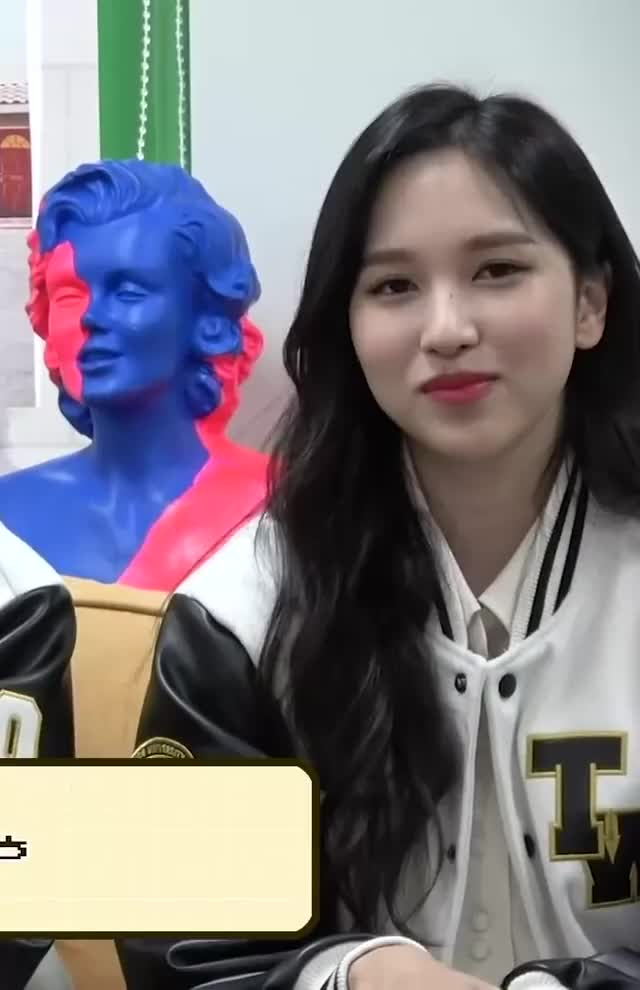 "Watch and share TWICE TV ""Challenge! TWICE Fashion Club Simulation"" GIFs by figureschish on Gfycat"