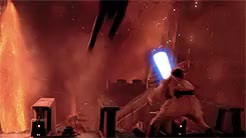 Watch this revenge of the sith GIF on Gfycat. Discover more a new hope, anakin skywalker, attack of the clones, darth maul, darth vader, leia organa, luke skywalker, obi-wan kenobi, padme amidala, return of the jedi, revenge of the sith, star wars, star wars revenge of the sith, sw edit, the empire strikes back, the phantom menace GIFs on Gfycat
