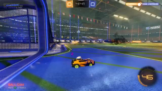 Watch and share Rocket League® GIFs and Playstation 4 GIFs by bigcheddar on Gfycat