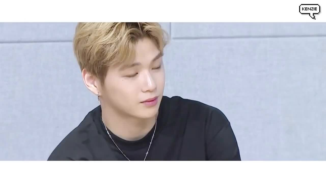 101, produce101, [PRODUCE101] KANG DANIEL   THE MOMENTS WHEN HE IS SMILELESS BUT HANDSOME GIFs